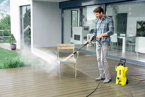 Best pressure washer for simple tasks