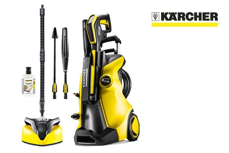 Idropulitrice Karcher K5.Karcher K5 Full Control Home Pressure Washer Review May